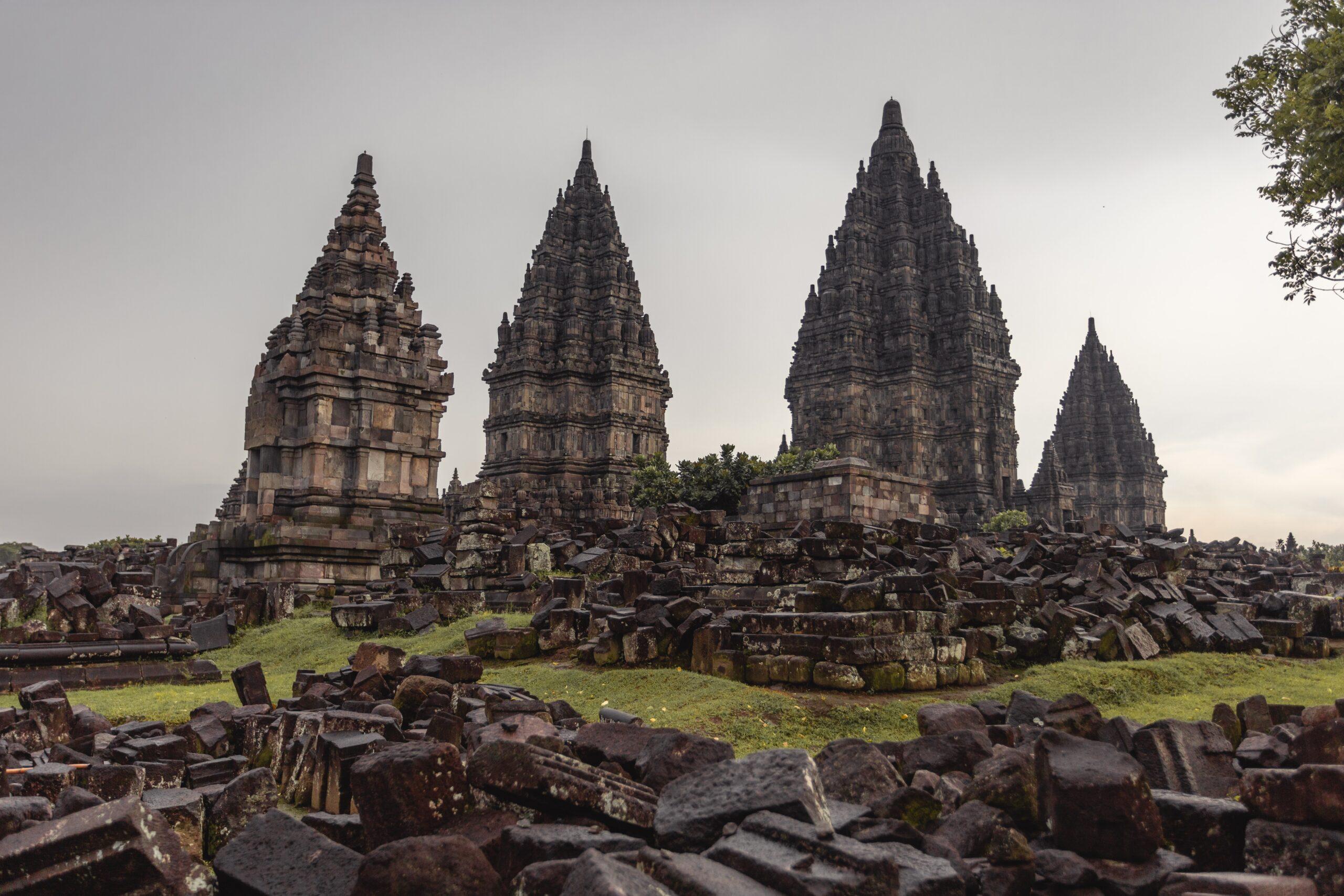 I templi di Giava