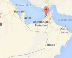 Dove si trova Dubai