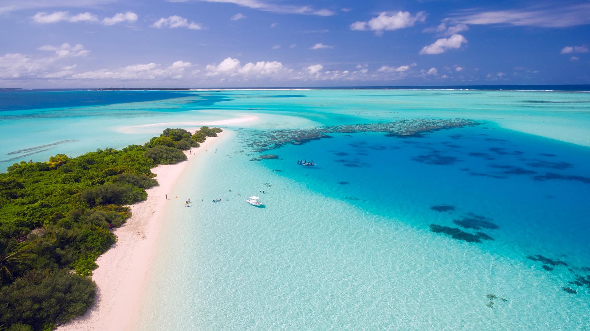 5 motivi per andare alle Maldive