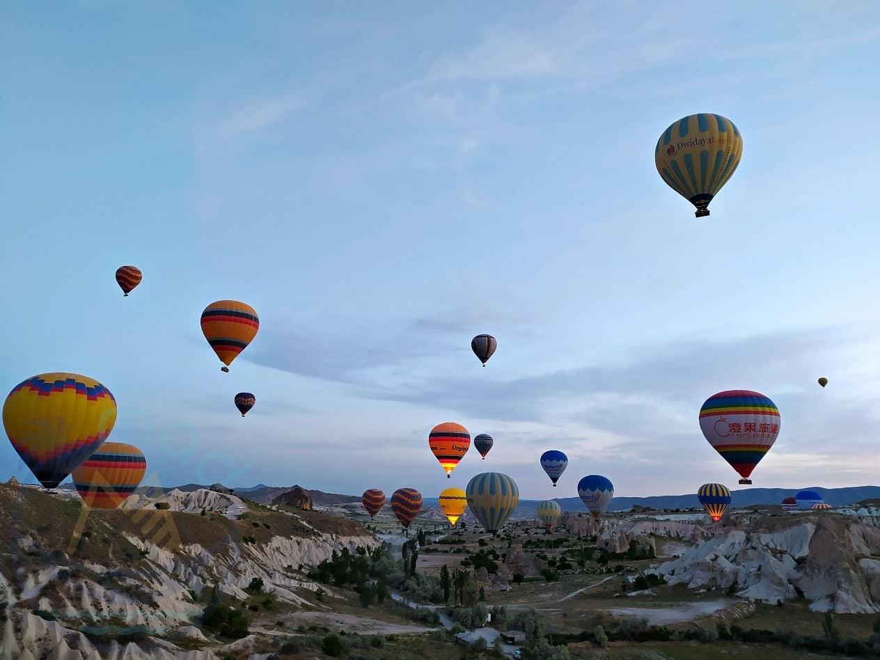 Diario di viaggio in Turchia